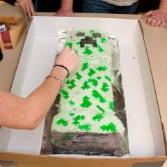 ... cake minecraft grass block cake minecraft cakes minecraft cakes