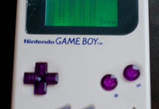 My new modded GameBoy