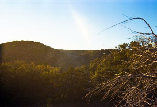 Colorado Bend In Ektar