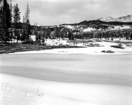 Colorado In Black and White