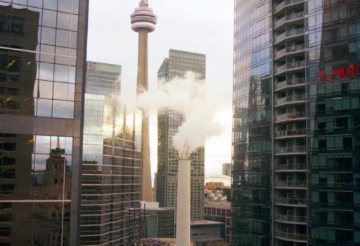 My Short Trip To Toronto On Film