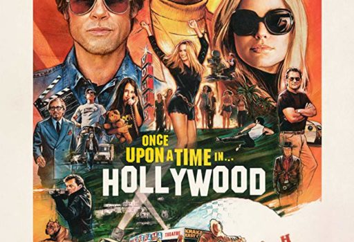 Once Upon a Time In Hollywood In 35mm!