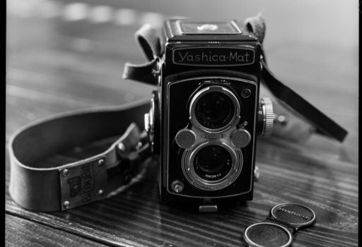 "My ""New"" Yashica Mat"